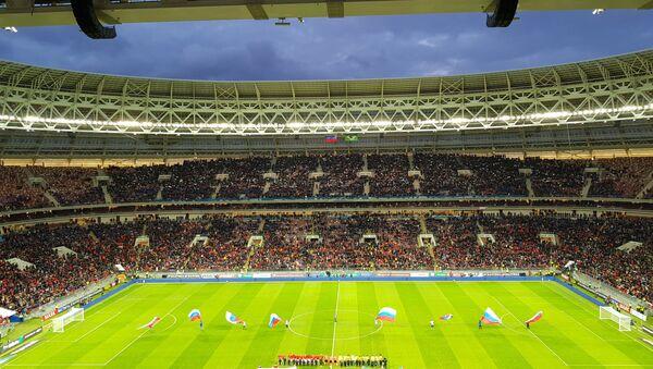 Stadio Luzhniki - Sputnik Italia