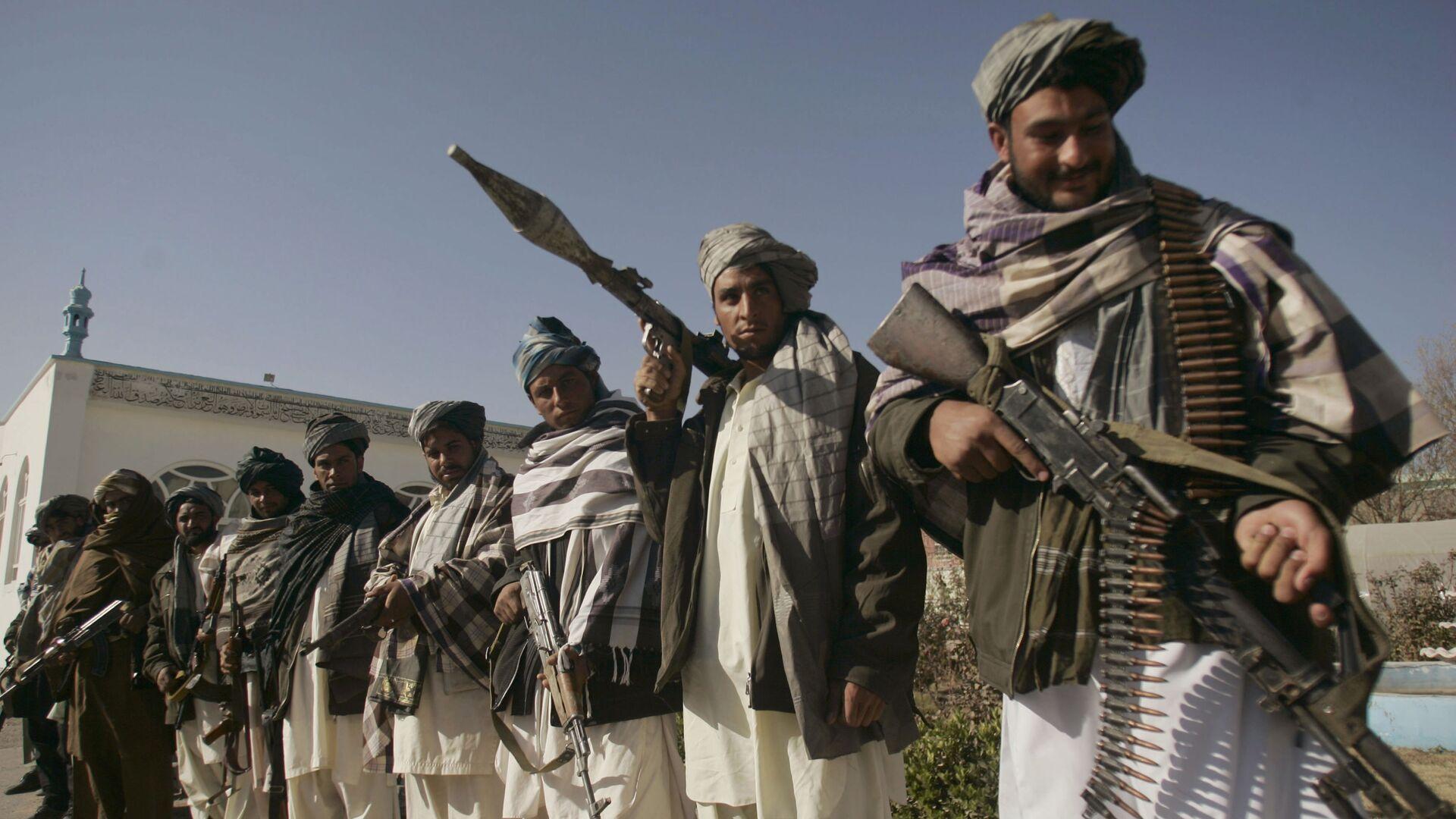 Ex militanti del movimento radicale Talebani a Herat - Sputnik Italia, 1920, 06.08.2021