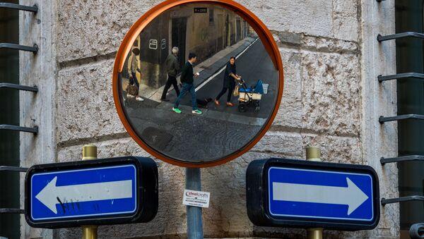 Un segnale stradale - Sputnik Italia