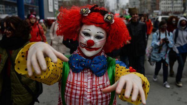 Un clown - Sputnik Italia