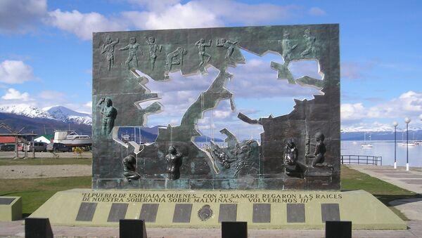 Memorial de la Guerra de Malvinas en Ushuaia - Sputnik Italia