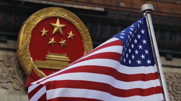 Cina USA - Sputnik Italia