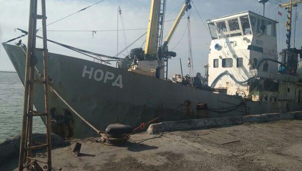 Peschereccio Nord sequestrato dalle autorità ucraine - Sputnik Italia