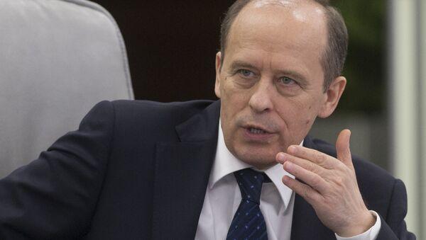 Head of the Federal Security Service Aleksandr Bortnikov - Sputnik Italia