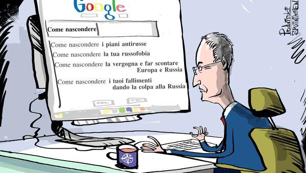 Il Segretario Generale della NATO, Jens Stoltenberg si è rifiutato di fare il nome di quei paesi che partecipano al programma congiunto di condivisione nucleare dell'Alleanza. - Sputnik Italia