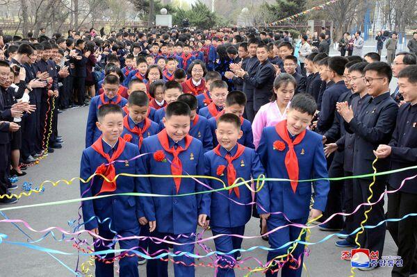 Scene di vita in Corea del Nord - Sputnik Italia