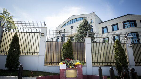 L'ambasciata della Russia a Chisinau - Sputnik Italia