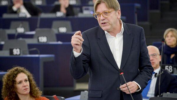 Guy Verhofstadt - Sputnik Italia
