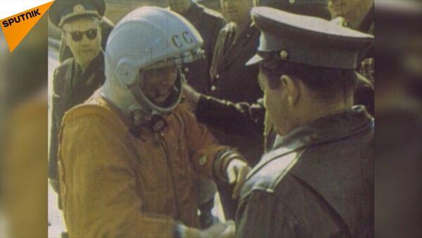 La giornata mondiale del volo umano nello spazio - Sputnik Italia