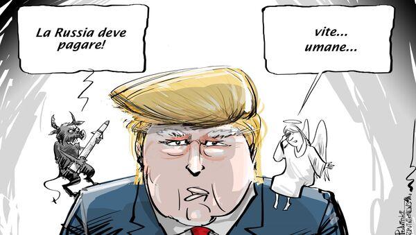 La scelta di Trump - Sputnik Italia