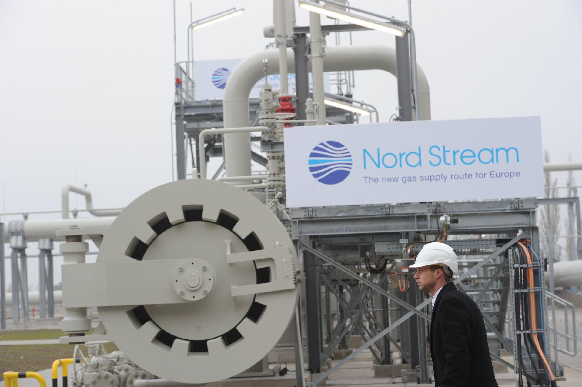 Gasdotto Nord Stream in Germania - Sputnik Italia, 1920, 11.10.2021