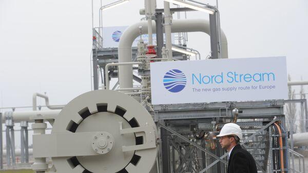 Gasdotto Nord Stream in Germania - Sputnik Italia