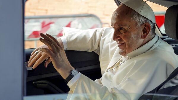 Il Papa andrà presto a Washington tra le polemiche più aspre. - Sputnik Italia