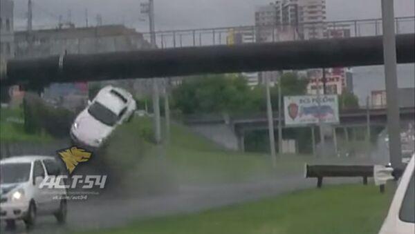 Incidente a Novosibirsk - Sputnik Italia