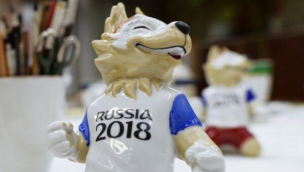 Zabivaka, la mascotte dei Mondiali 2018 - Sputnik Italia