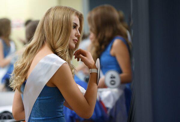 La Finale del concorso Miss Russia 2018 - Sputnik Italia