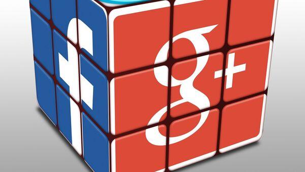 Google, Facebook - Sputnik Italia