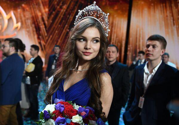 La nuova Miss Russia 2018 Yuliya Polyachikhina - Sputnik Italia