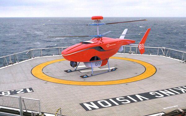 Il drone comandato VRT300 - Sputnik Italia