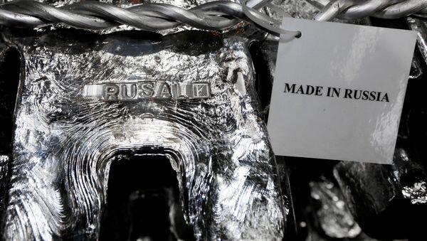 Alluminio prodotto in Russia - Sputnik Italia