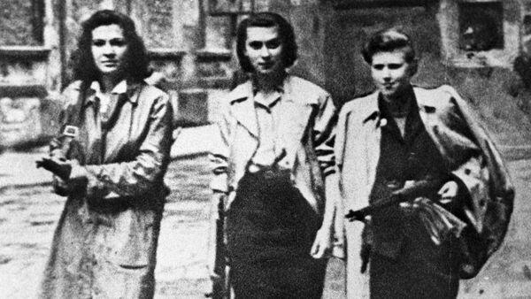 Le donne delle Resistenza ad Ivrea durante la Seconda guerra mondiale. - Sputnik Italia