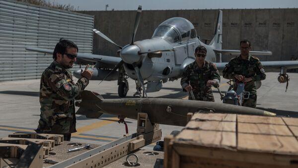 Afghan Air Force A-29 - Sputnik Italia