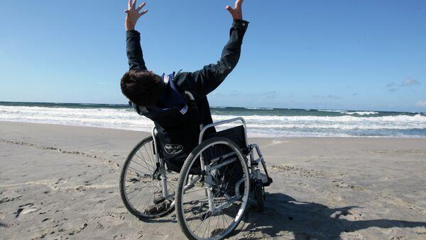 Disabled boy - Sputnik Italia