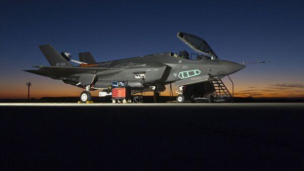 F-35 Lightning II - Sputnik Italia