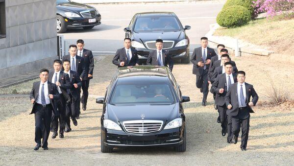 L'auto di Kim Jong-un - Sputnik Italia