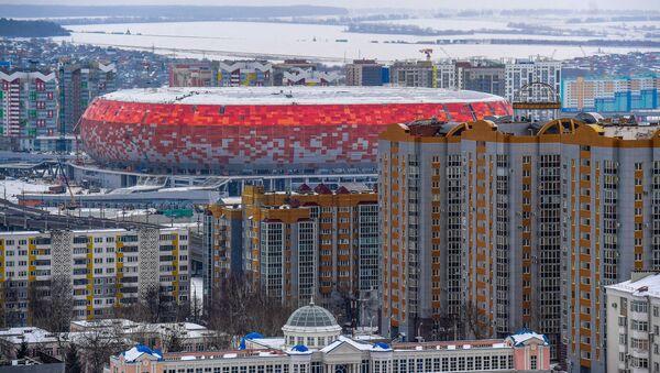 Le città dei Mondiali: alla scoperta di Saransk - Sputnik Italia