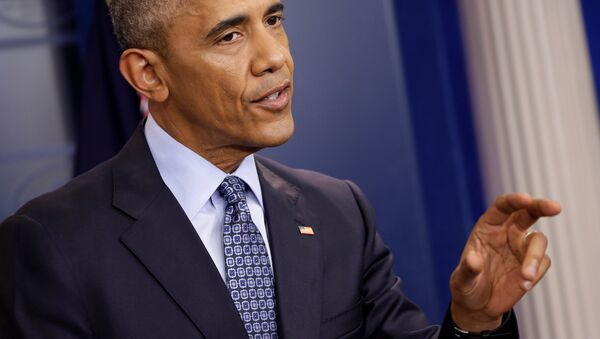 US President Barack Obama speaks during his last press conference at the White House in Washington, US, January 18, 2017. - Sputnik Italia