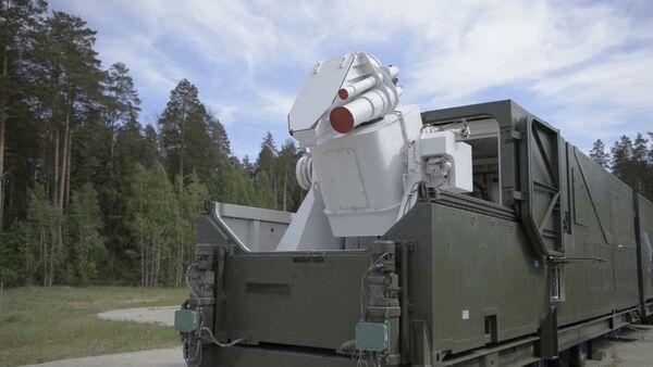 Combat laser complex - Sputnik Italia