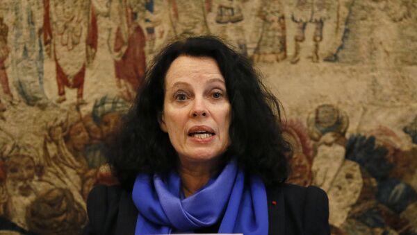Sylvie Bermann - Sputnik Italia