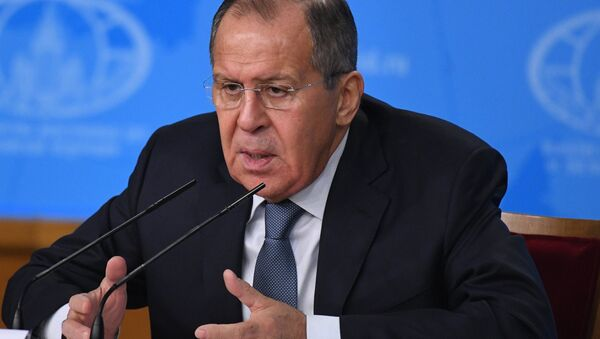News conference with Russia's Foreign Minister Sergei Lavrov - Sputnik Italia