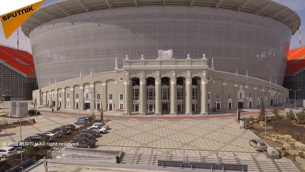 La Ekaterinburg Arena - Sputnik Italia