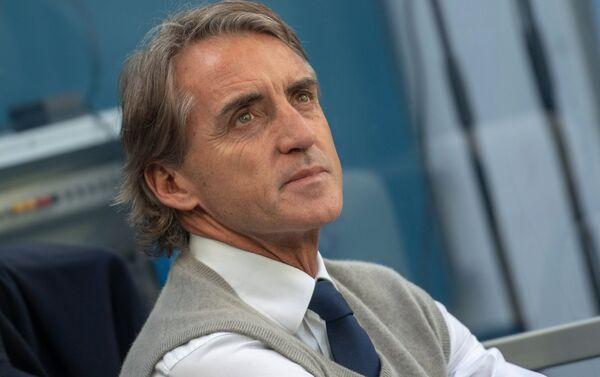 Roberto Mancini scruta il futuro, sarà azzurro? - Sputnik Italia
