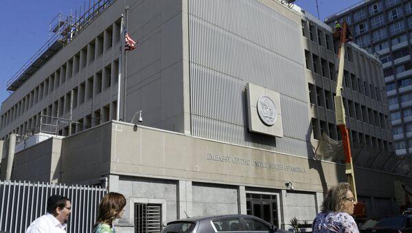 Ambasciata USA a Gerusalemme - Sputnik Italia