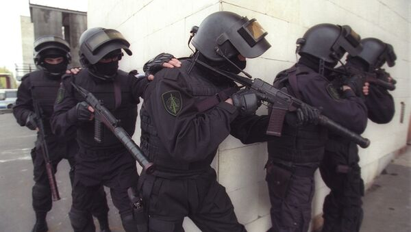 Counter-terrorism task-force of the Russian Federal Security Service (FSB) Alpha Group - Sputnik Italia