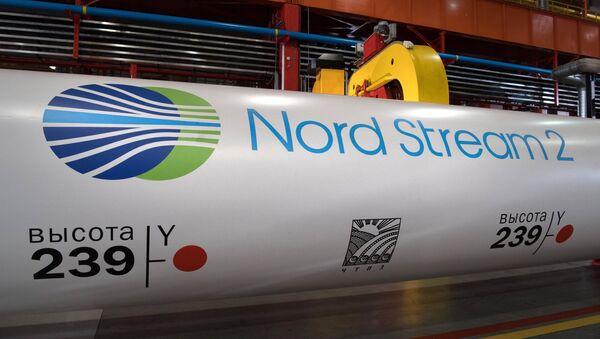 Nord Stream 2 gas pipeline construction project - Sputnik Italia