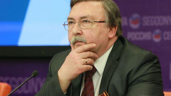 Mikhail Ulyanov. - Sputnik Italia