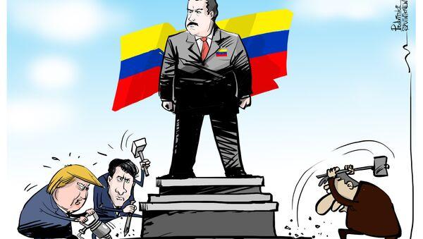 Gli USA hanno promesso di ripristinare la democrazia in Venezuela - Sputnik Italia