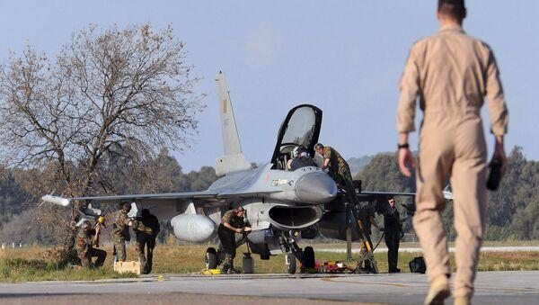Base militare di Araxos, Grecia - Sputnik Italia