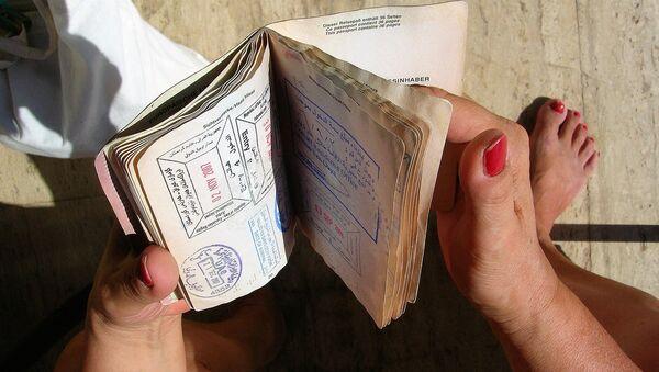 Passaporto - Sputnik Italia