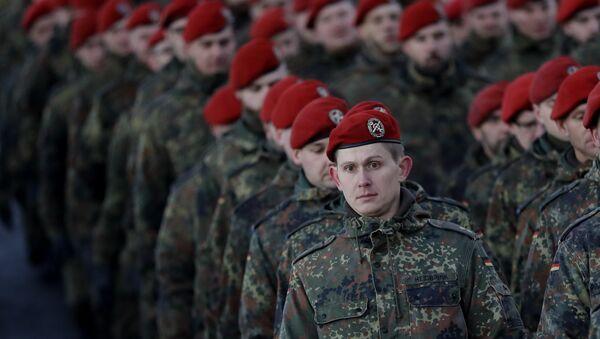 I soldati della Bundeswehr - Sputnik Italia
