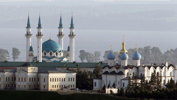 Il Cremlino di Kazan (capitale del Tatarstan) - Sputnik Italia