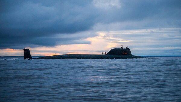 Sottomarino atomico K560 - Sputnik Italia