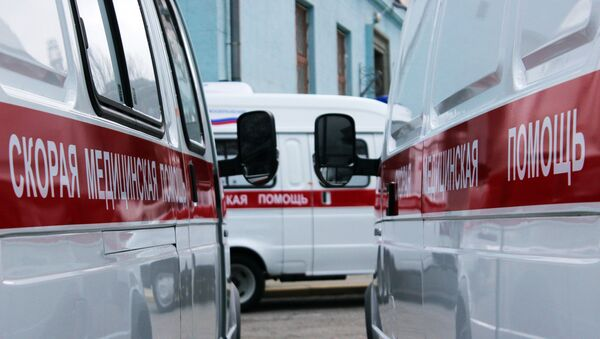 Ambulanze - Sputnik Italia