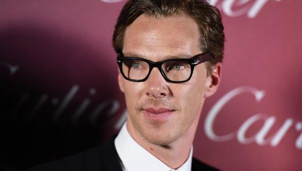 Actor Benedict Cumberbatch - Sputnik Italia