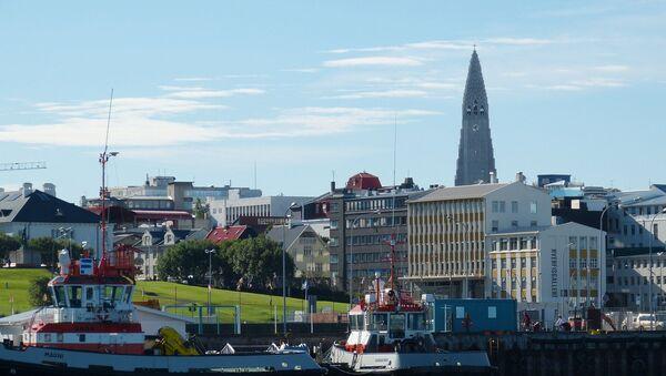 Reykjavik, Islanda - Sputnik Italia