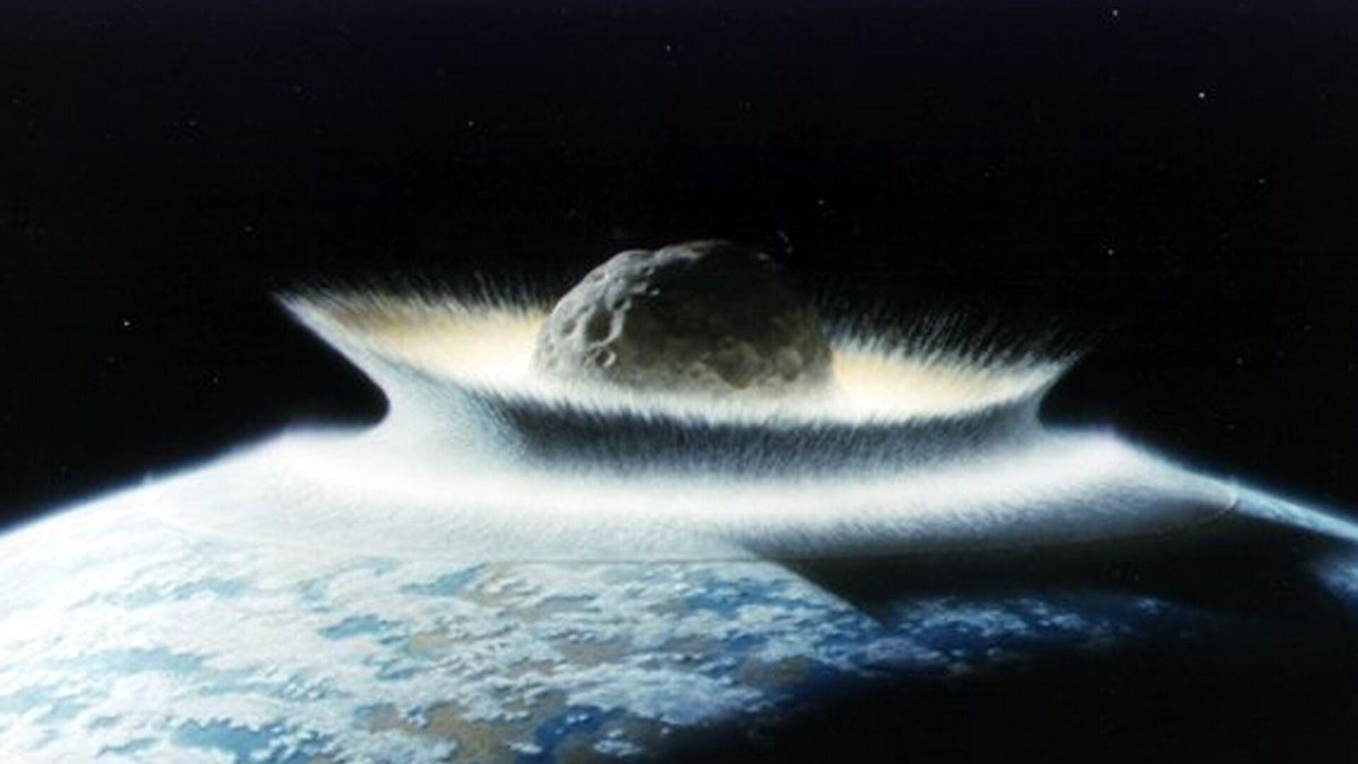 Asteroide che ha ucciso i dinosauri - Sputnik Italia, 1920, 16.08.2021